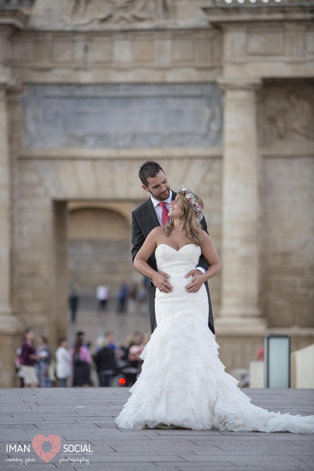 77B1051 Juan Antonio y Mónica - Postboda - video boda cordoba