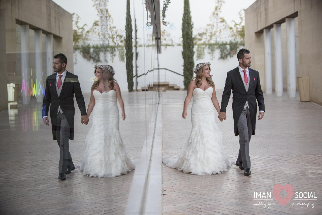 77B1119 Juan Antonio y Mónica - Postboda - video boda cordoba
